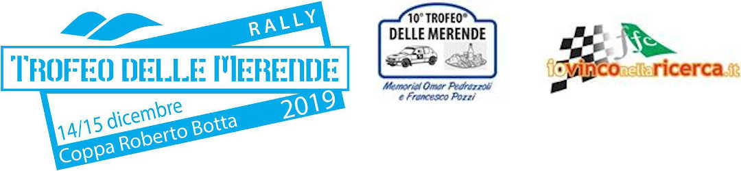 Rally Trofeo delle Merende